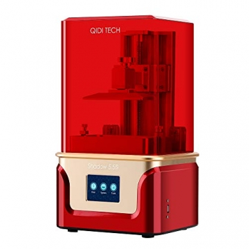 QIDI TECHN Shadow 5.5 S UV - Resin 3D Drucker ✪