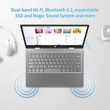 BMAX Y11 Series 2-in-1-Laptop mit 360° Display ✪