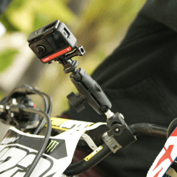 Motorrad Halterungs-Bundle (ONE R / ONE X / ONE) ✪