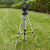 AmazonBasics Leichtes Stativ, bis 1,52 m, inkl. Tasche, mit 3-Wege-Schwenkkopf und Wasserwaage ✪