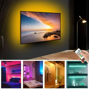 LED-Strip 1M mit USB Controller ✪