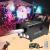 Hengda Nebelmaschine 500W Rauchmaschine mit Party Club DJ Effekt ✪