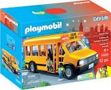 PLAYMOBIL School Bus Vehicle Playset ✪