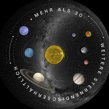 Sega Toys Heimplanetarium Homestar Flux (Satin Black) Sternenprojektor ✪