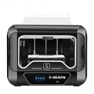 QIDI TECH i-mate S Premium 3D-Drucker - ohne Zusammenbau direkt drucken (270 x 200 x 200 mm) ✪