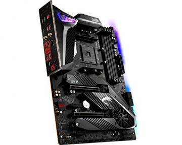 MSI MPG X570 Gaming Pro Carbon WiFi ATX Mainboard / AMD AM4 DDR4 CF m.2 USB 3.2 Gen 2 + HDMI ✪