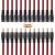 QitinDasen 12 Paar Premium DC Power Pigtail Kabel, 5.5 X 2.1mm Männlich Stecker und Weiblich Buchse ✪