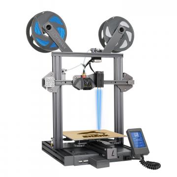 LOTMAXX SC-10 SHARK 3D-Drucker mit Laser Gravur Modul (235x235x265 mm) ✪
