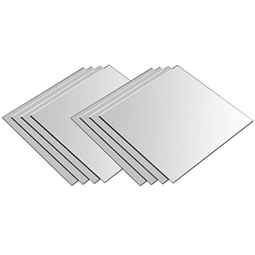 8 x Spiegelfliesen (20,5x20,5cm) ✪
