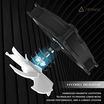 Antec PC-Lüfter 120mm Standard Gehäuselüfter (extrem leise) 5er Pack ✪