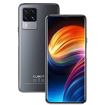 CUBOT X50 Smartphone - 8GB+128GB, Octa Core, 4500 mAh Akku, Android 11, 6.67 Zoll Display, 64MP Quad Kamera, Dual SIM, Face ID, NFC ✪