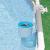 Intex Oberflächenskimmer - Deluxe Oberflächenskimmer zur Wandmontage - Hängeskimmer ✪