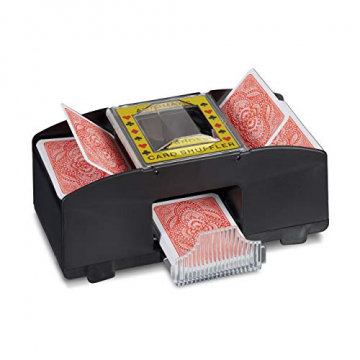 Kartenmischmaschine zum Beispiel für Poker ✪